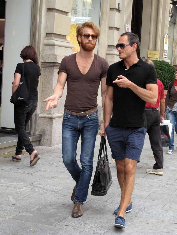 Mens Fashion Milan