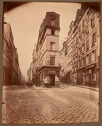 Atget-maison-Chenier-97-rue-de-Clery---Atget