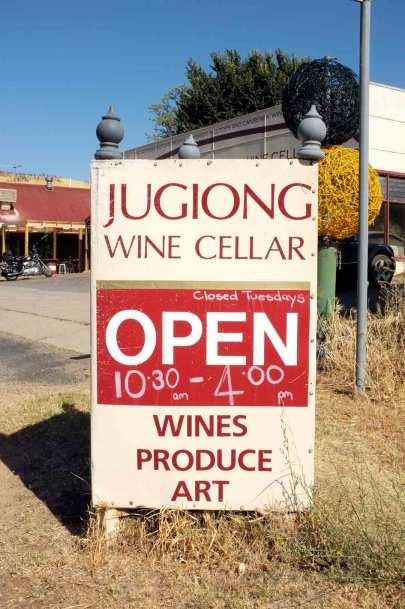 Jugiong-wines