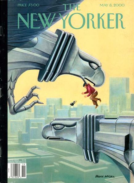 New-Yorker Bruce McCall