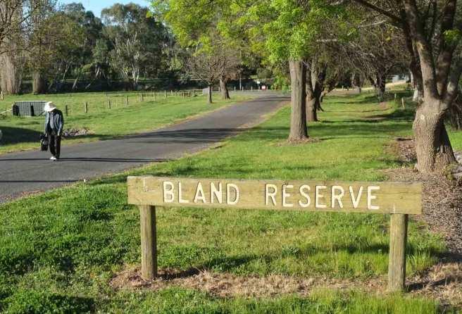 Bland-Reserve