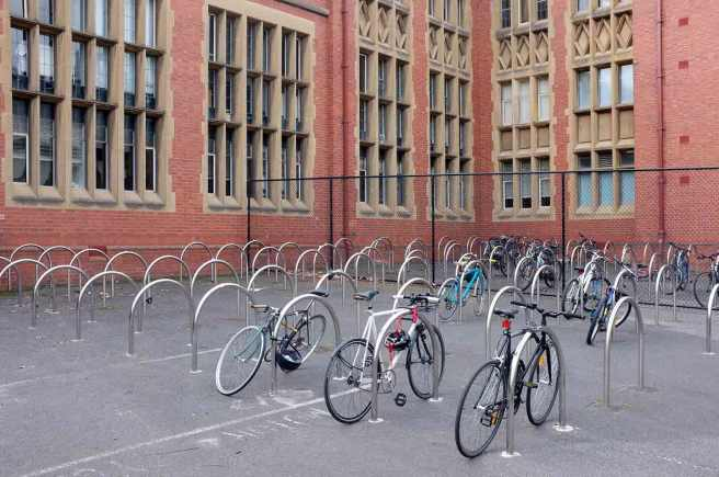 University-bikes
