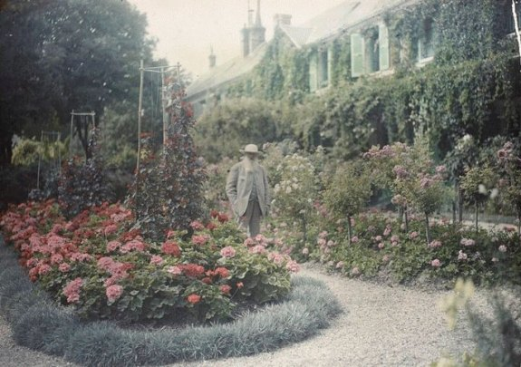 Autochrome-Monet