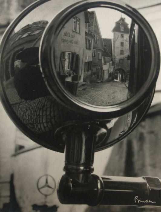 """Erich Balg, """"für Atelier Binder, Stadt Ellingen, Franken"""", 1920"""