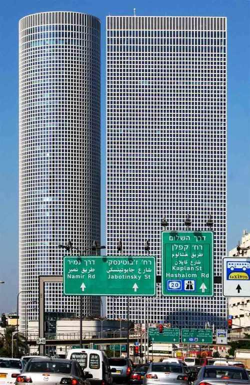Tel-Aviv-towers-4