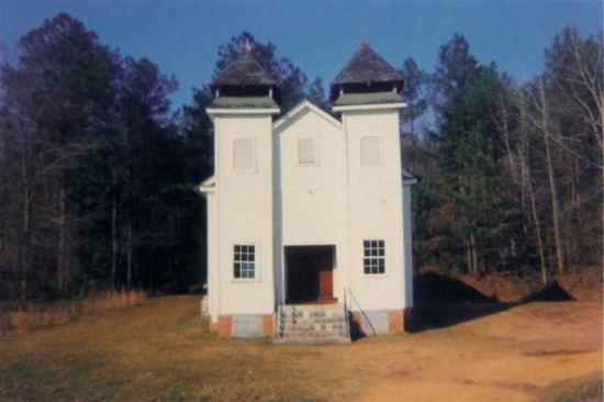 christenberry-sprott-church